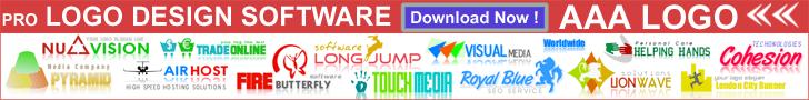 Logo Design Software - AAA Logo